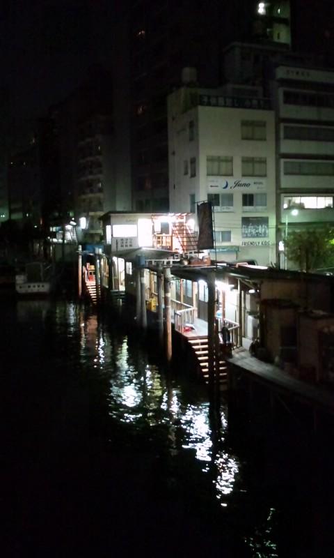 なぜか浅草橋